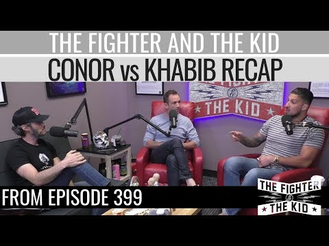 Conor Fights Nate Next | Conor vs Khabib Recap | TFATK Highlight