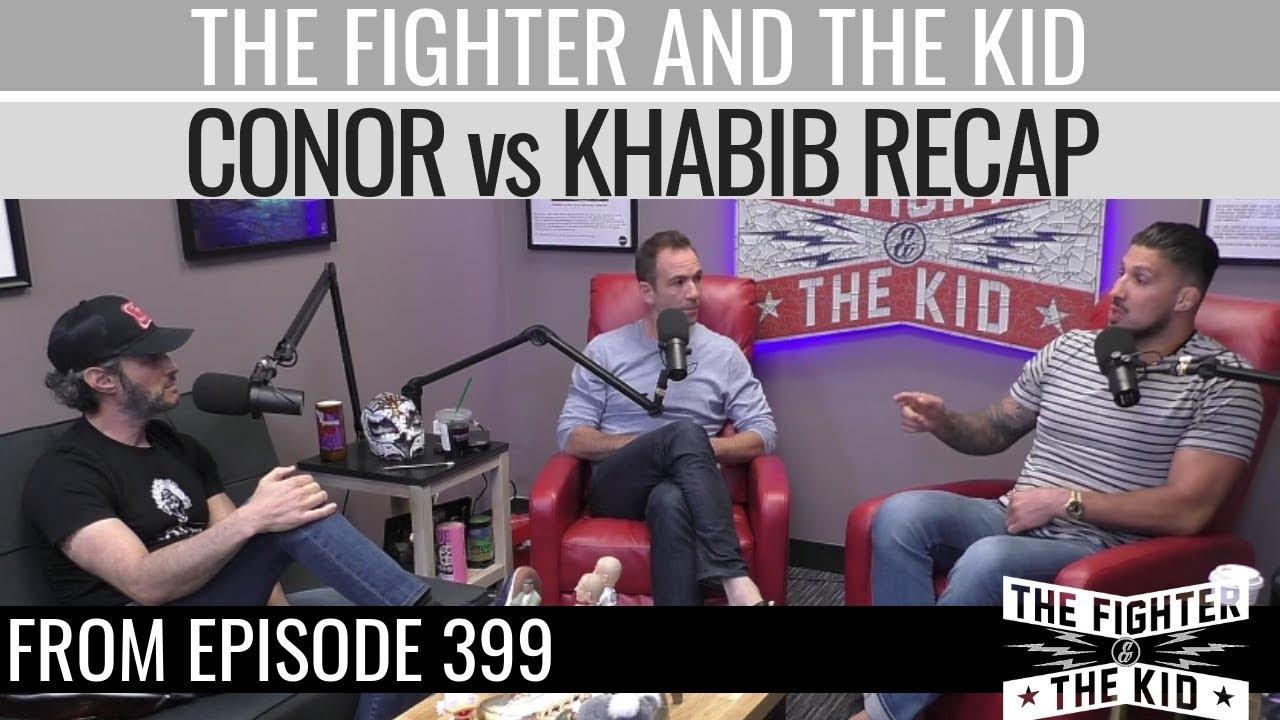 conor-fights-nate-next-conor-vs-khabib-recap-tfatk-highlight