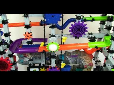 Techno Gears Marble Mania Mine Shaft Youtube