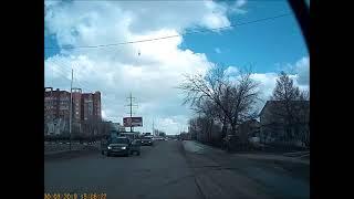 В Оренбурге на улице 16 Линия подрались водители и пассажиры