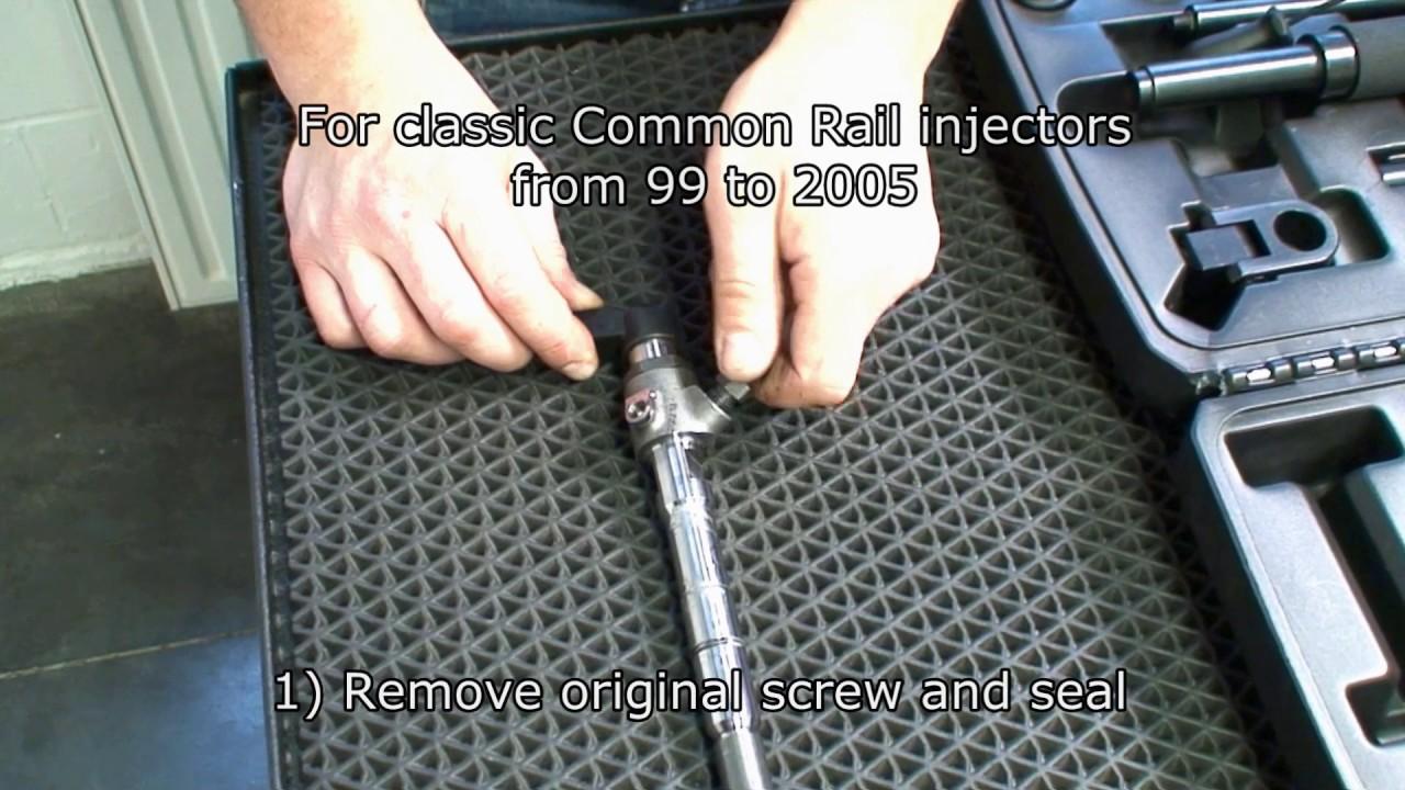 BMW 420 diesel injecteur de Leak OFF Connector Kit-Bosch Common Rail