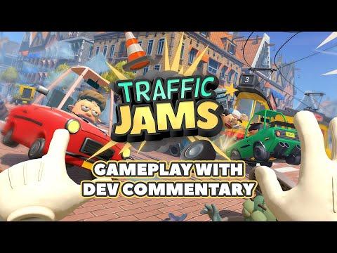 Traffic Jams | Developer Video