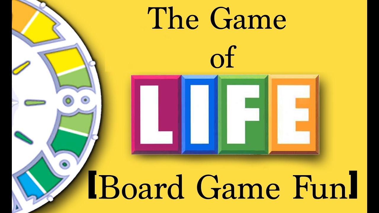 life board game logo