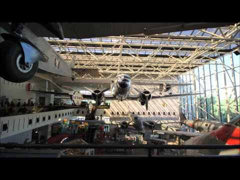 Foto's National Air and Space Museum, Washington DC