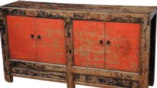 Gorgeous Vintage Chinese Cabinets At Terra Nova Los Angeles Furniture