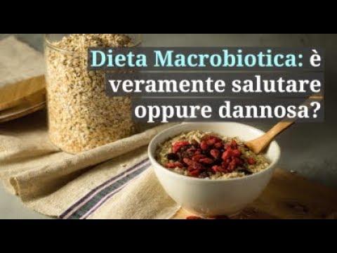 ricette di cancro dieta macrobiotica