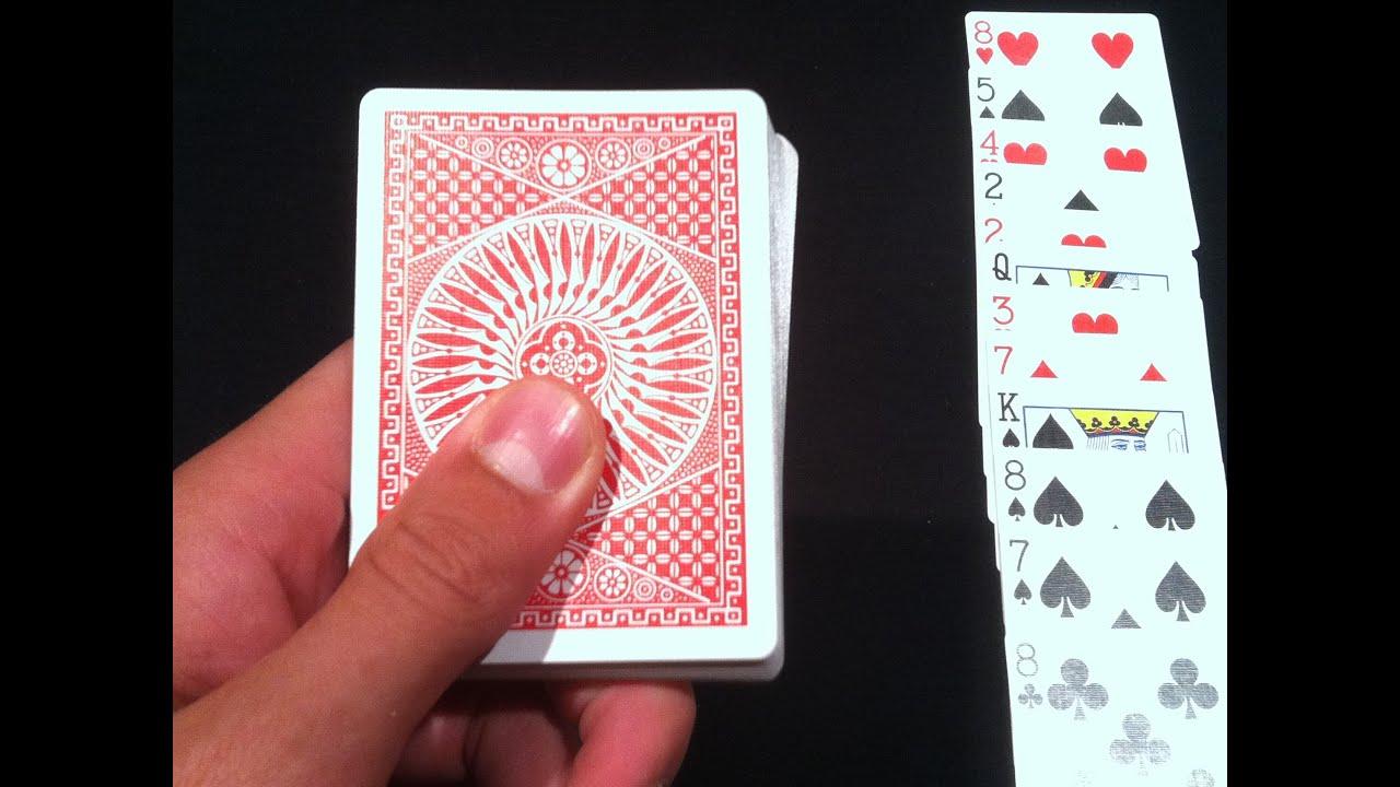 456 card trick  simple card trick  learn card magic