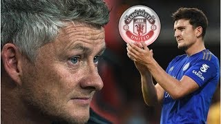What Man Utd are willing to pay for Harry Maguire as Leicester star demands transfer- transfer ne...