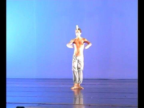 Le Corsaire variation by Moriel Debi, 1st prize winner on Arbatova Competition.