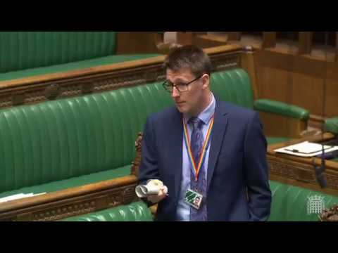 FOBT Stake Reduction Question to the Minister 17th May 2018