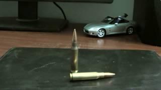 【実弾解説54】7.62mm NATO弾