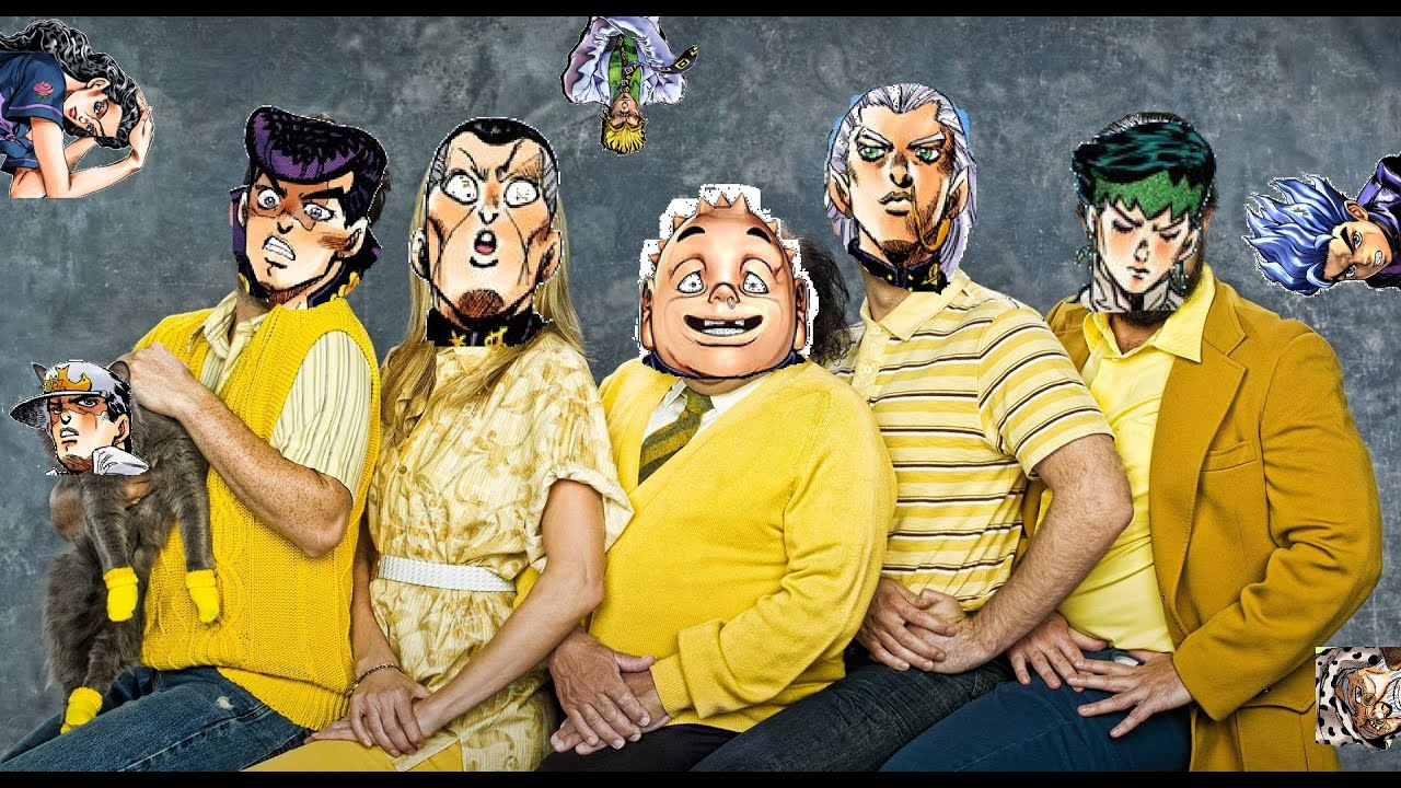 It's Always Sunny In Morioh - YouTube