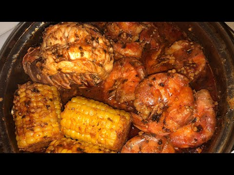 LOBSTER 🦐 (SEAFOOD) BOIL!!! #CHEAP