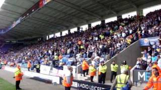 Marching on Together Vs Leicester