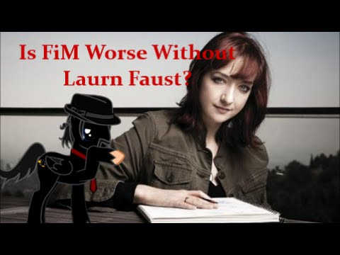 Pony Talk Episode 04-IS FiM Worse Without Lauren Faust?