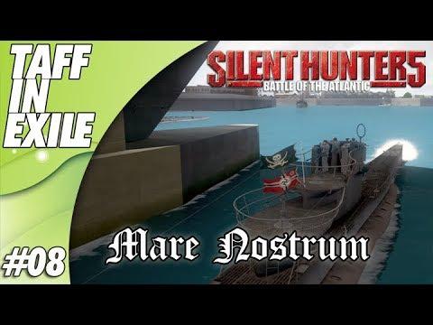 Silent Hunter 5 | Battle of the Atlantic | Mare Nostrum | Episode 8