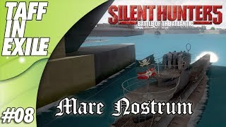 Silent Hunter 5 | Battle of the Atlantic | Mare Nostrum | Episode 8