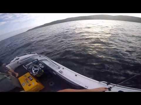 Snapper fishing - Moreton Bay Micro jigging