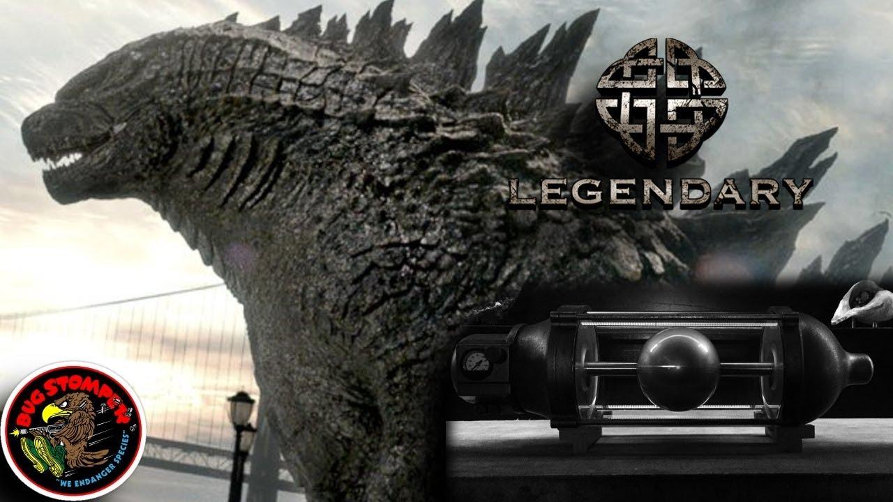 Oxygen Destroyer Teased for Godzilla 2 King of the Monsters / Legendary Monsterverse