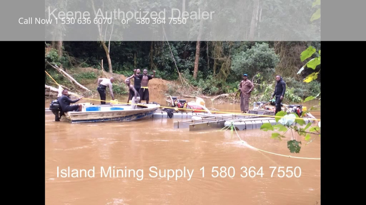 Keene Gold Mining Supply