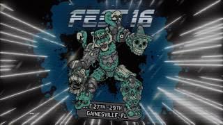 Pet Symmetry - FEST 16 • FULL SET • 10.28.17