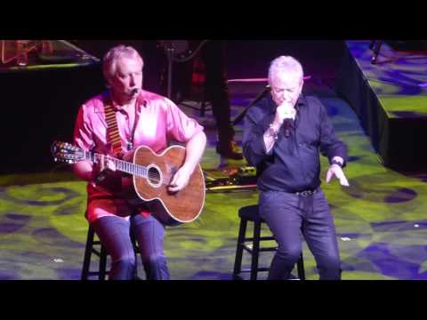 """""""Two Less Lonely People in the World"""" Air Supply@AMT Lancaster, PA 2/19/17"""