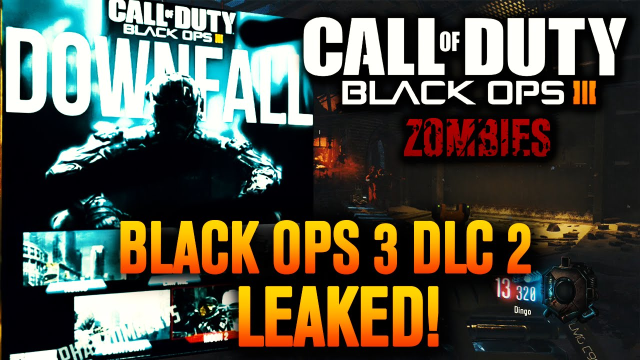 Black Ops 4 Zombies DLC leaked with 4 New Characters ...