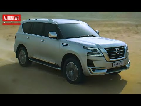 Nissan Patrol (2020):