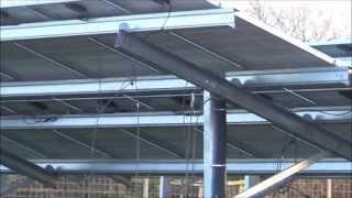 Building A Solar Farm In Gloucestershire. Part 4