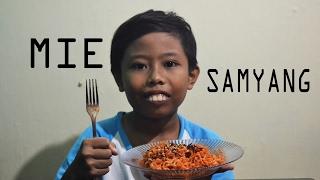 Makan Mie Samyang ! - JIDATE AHMAD