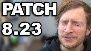 Patchnotes-Rundown 8.23 | Die PreSeason 9 Changes  [Deutsch]