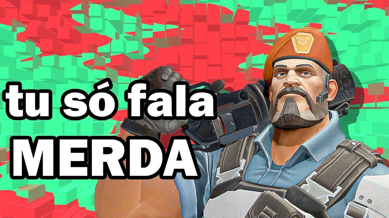 VALORANT É TÓXICO 1.5