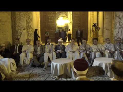جامع عقبة حفل تكريم حفظة القرآن الكريم ليلة 27 رمضان 1437