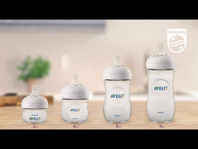Philips Avent Natural Baby Bottle 2 0 Discover The Benefits Youtube