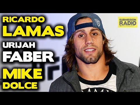 Submission Radio #74 Urijah Faber, Ricardo Lamas, Mike Dolce + UFC Seoul