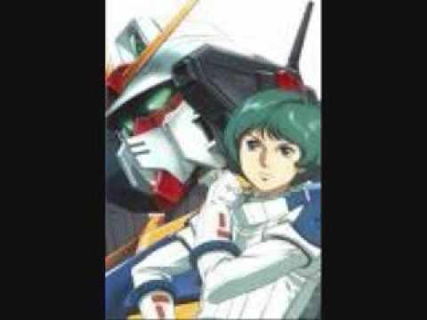 Zeta Gundam 2nd Op
