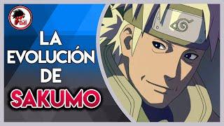 Naruto: Historia y Evolución de SAKUMO HATAKE