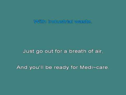 Tom Lehrer   Pollution [Karaoke]