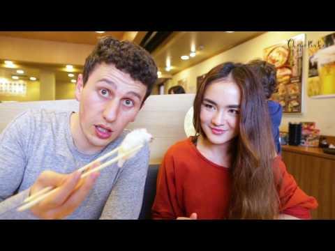 Как правильно есть суши. Обед в нашем любимом суши ресторане