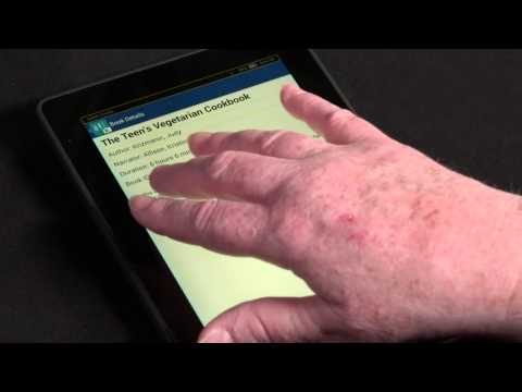 BARD Mobile Android: Introduction & TalkBack Gestures