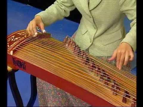 Guzheng -  Fishermen's Song at Eventide 渔舟唱晚