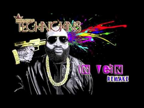 Rick Ross feat. The Weeknd - In Vein INSTRUMENTAL (Vago Remake)