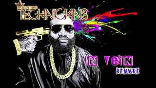 Rick Ross feat. The Weeknd - In Vein INSTRUMENTAL (Vago Remake)