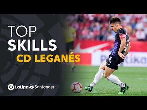 Best Skills CD Leganés LaLiga Santander 2018/2019
