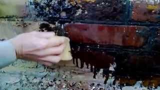 Гидроизоляция фундамента Cушка и утепление одновременно(ответ на вопросы на странице https://sites.google.com/site/momentomori777/ телефон +7 989 706 7589., 2014-06-24T20:36:20.000Z)