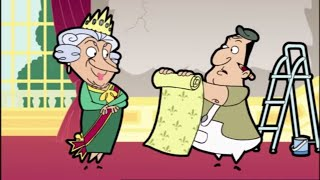 Royal Makeover | Mr. Bean Cartoon World