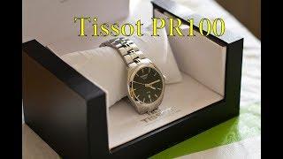 Tissot PR100-швейцарские часы:обзор и отзыв после 6 месяцев пользования