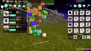 ROBLOX Booga Booga | WHY LIGHTING IS THE MOST ANNOYING SPELL IN BOOGA!!!