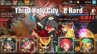 Crusaders Quest - 7-3-8H Luicilla/Melissa/Captain