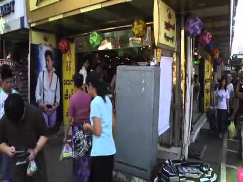 While Burma's Chinese Businesses Thrive, Competition Worries Locals